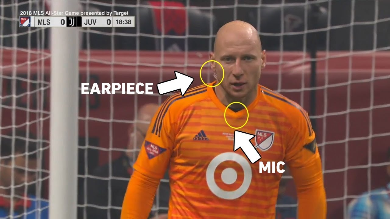 The Case Of Brad Guzan: Is It Legal For A Footballer To Wear A Microphone During A Match?